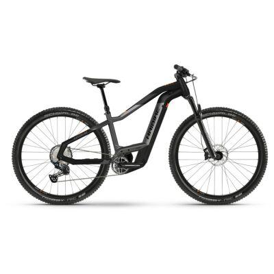 Haibike HardNine 10 i625Wh E-Bike 12-G Deore 2021   titan/black matte