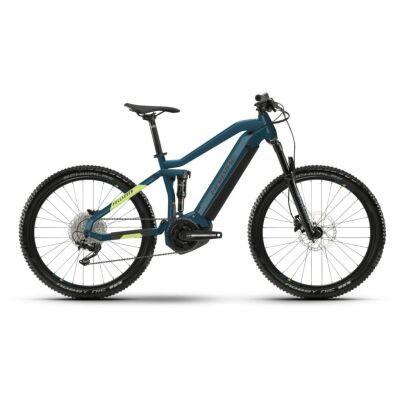 Haibike FullSeven 5 i500Wh E-Bike 11-G Deore 2021 | blue/canary