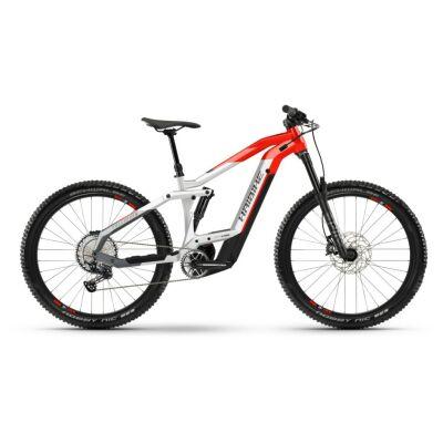 Haibike FullSeven 9 i625Wh E-Bike 12-G Deore 2021 | cool grey/red