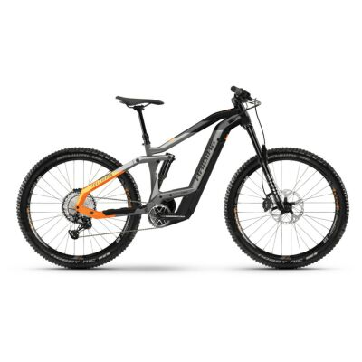 Haibike FullSeven 10 i625Wh E-Bike 12-G XT 2021 | titan/black/lava matte