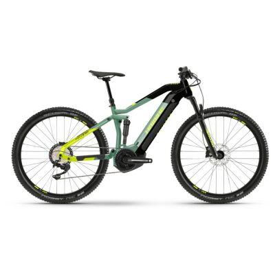 Haibike FullNine 6 i630Wh E-Bike 12-G Deore 2021 | defender/black