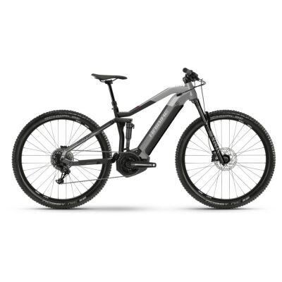 Haibike FullNine 7 i630Wh E-Bike 12-G NX Eagle 2021 | platin/anthracite