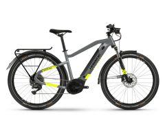 Haibike Trekking 6 i500Wh E-Bike 10-G Deore 2021 | cool...