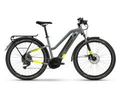 Haibike Trekking 6 i500Wh E-Bike Low Standover 10-G Deore...
