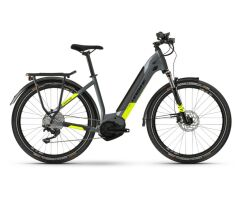 Haibike Trekking 6 i500Wh E-Bike Low Step 10-G Deore 2021...