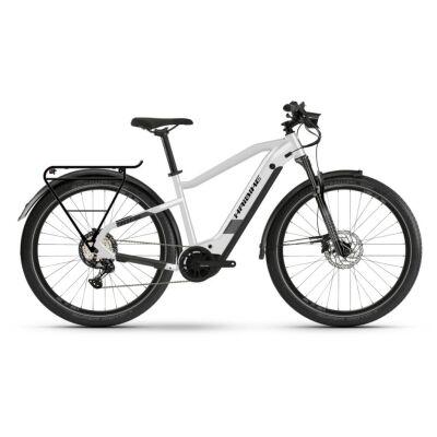 Haibike Trekking 8 i630Wh E-Bike 12-G XT 2021   sparkling white