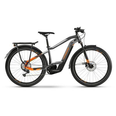 Haibike Trekking 10 i625Wh E-Bike 12-G SLX 2021 | BCXK titan/lava matte