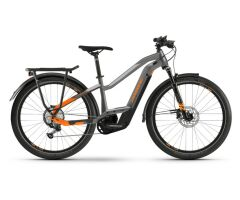 Haibike Trekking 10 i625Wh E-Bike Low Standover 12-G SLX...
