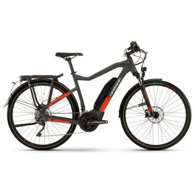 Haibike Trekking S 9 500Wh E-Bike 20-G XT 2021 | anthracite/red