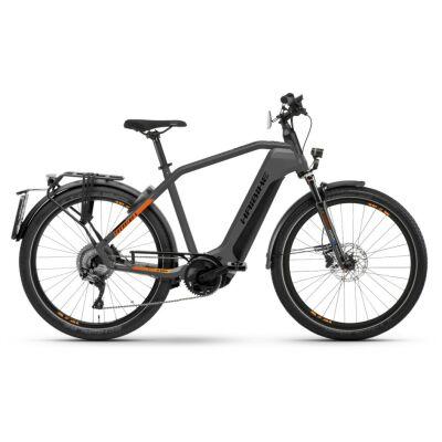 Haibike Trekking S 10 i625Wh E-Bike 11-G SLX 2021 | titan/lava matte