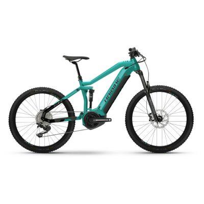 Haibike AllMtn 1 i630Wh E-Bike 11-G Deore 2021   aquamarine/black