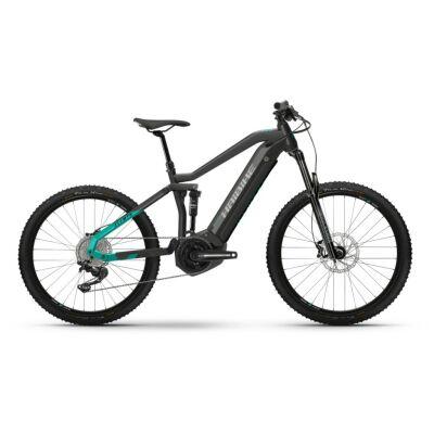 Haibike AllMtn 1 i630Wh E-Bike 11-G Deore 2021   anthracite/turqoise