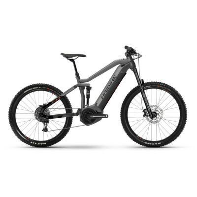 Haibike AllMtn 2 i630Wh E-Bike 12-G SX Eagle 2021 | titan/black/coral