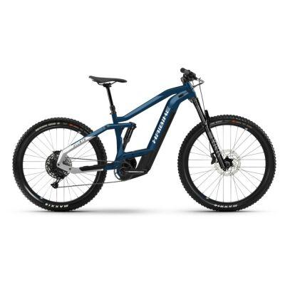 Haibike XDURO AllMtn 3 i625Wh E-Bike 12-G SX Eagle 2021 | blue/sparkling white