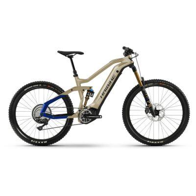 Haibike AllMtn 7 i600Wh E-Bike 12-G XT 2021 | coffee/black/blue