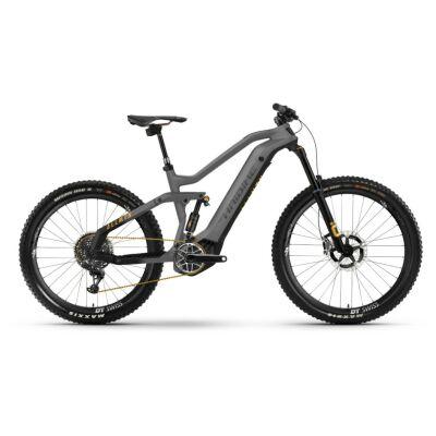 Haibike AllMtn SE i600Wh E-Bike 12-G XX1-AXS 2021 | titan/black/yellow matte