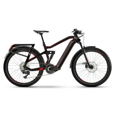 Haibike Adventr FS i630Wh Flyon E-Bike 12-G XT 2021 | chocolate/black