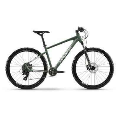 Haibike Seet 6 27.5 Zoll21-G Tourney 2021 | bamboo green/cool grey matt
