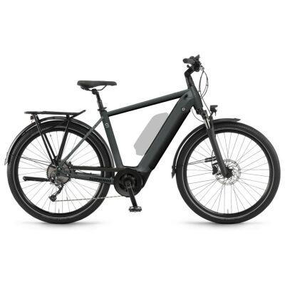Winora Sinus 9 Herren i625Wh E-Bike 27.5 Zoll 9-G Alivio 2021 | darkslategrey matt