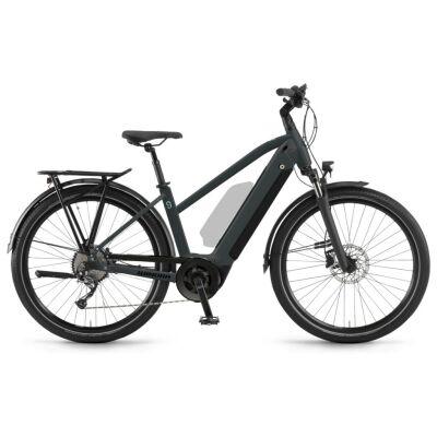 Winora Sinus 9 Damen i625Wh E-Bike 27.5 Zoll 9-G Alivio 2021 | darkslategrey matt