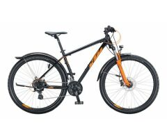KTM CHICAGO STREET 29 MTB Hardtail 2021 | metallic black...