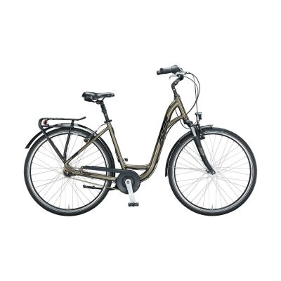 KTM CITY LINE 28 -W Urban/City Bike 2021 | oak (black)