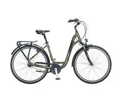 KTM CITY LINE 28 -W Urban/City Bike 2021 | oak (black)
