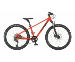 KTM WILD CROSS 24 31 Kinderrad 2021 | metallic fire...