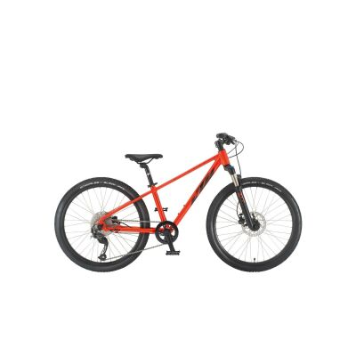 KTM WILD CROSS STREET 24 31 Kinderrad 2021 | metallic fire orange (black)