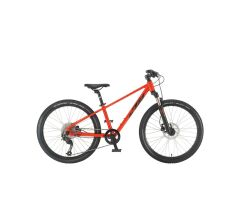 KTM WILD CROSS STREET 24 31 Kinderrad 2021 | metallic...
