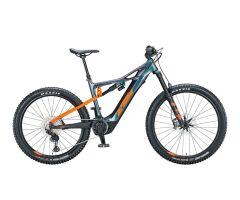 KTM MACINA KAPOHO MASTER / E-Bike Fully 2021 | space...