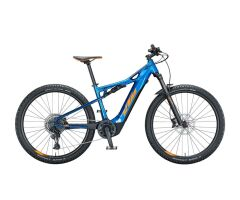 KTM MACINA CHACANA 294 / E-Bike Fully 2021 | metallic...