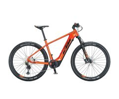 KTM MACINA TEAM 291 / E-Bike Hardtail 2021 | fire orange...