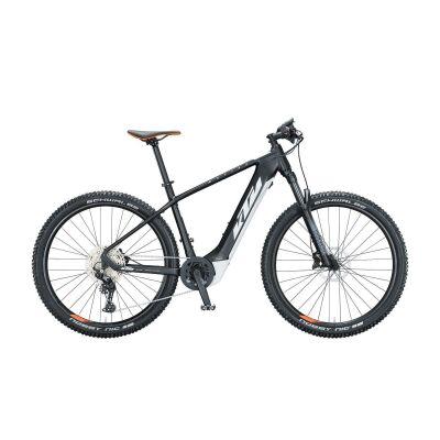 KTM MACINA TEAM 292 / E-Bike Hardtail 2021 | black matt (white)