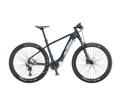 KTM MACINA TEAM 292 / E-Bike Hardtail 2021 | black matt...