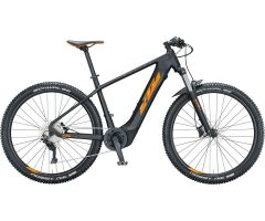 KTM MACINA TEAM 293 / E-Bike Hardtail 2021 | black matt...