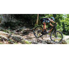 KTM MACINA RACE 292 / E-Bike Hardtail 2021 | metallic white (black+orange)