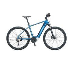 KTM MACINA CROSS P610 H E-Bike Crossrad 2021 | denim...