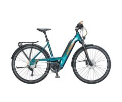 KTM MACINA SPORT 630 TS E-Bike Trekkingrad 2021 | green...