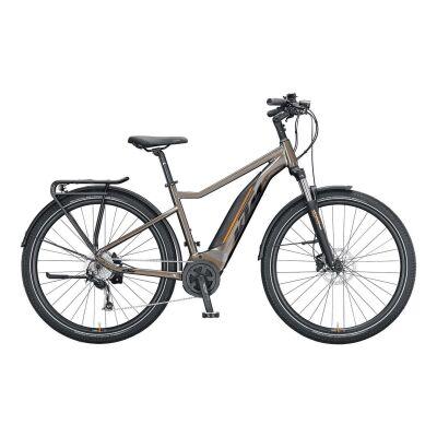 KTM MACINA GRAN P292 / E-Bike Trekkingrad 2021 | oak (black+orange)