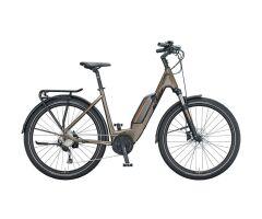 KTM MACINA GRAN P272 US E-Bike Trekkingrad 2021 | oak...