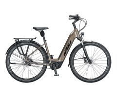 KTM MACINA CITY 610 BELT US E-Bike Trekkingrad 2021 | oak...