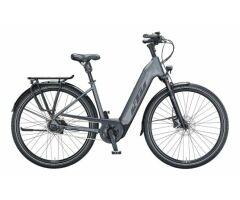 KTM MACINA CITY XL US E-Bike Trekkingrad 2021 | steelgrey...