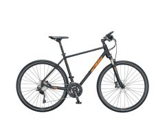 KTM LORETO CROSS H Crossrad 2021 | black matt...