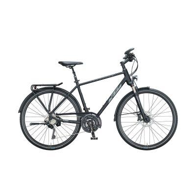 KTM TRENTINO LIGHT H Trekkingrad 2021 | black matt (grey glossy)