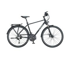 KTM TRENTINO LIGHT H Trekkingrad 2021 | black matt (grey...
