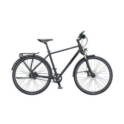 KTM MARANELLO 11 L BELT H Trekkingrad 2021 | black matt (black glossy)