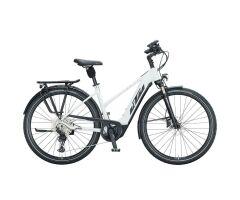 KTM CENTO 11 PLUS D E-Bike Trekkingrad 2021 | white matt...
