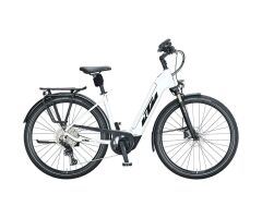 KTM CENTO 11 PLUS US E-Bike Trekkingrad 2021 | white matt...