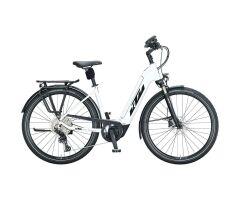 KTM CENTO 11 PLUS US E-Bike Trekkingrad 2021 | white matt...
